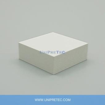 Custom 96% And 99% Al2O3 Alumina Ceramic Substrates Sheets
