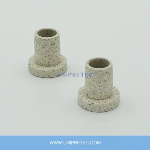 Cordierite Ceramic Insert Parts for Galvanic Heaters
