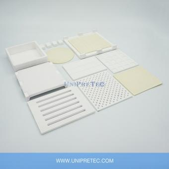 Ceramic Sintering Trays and Setter Plates