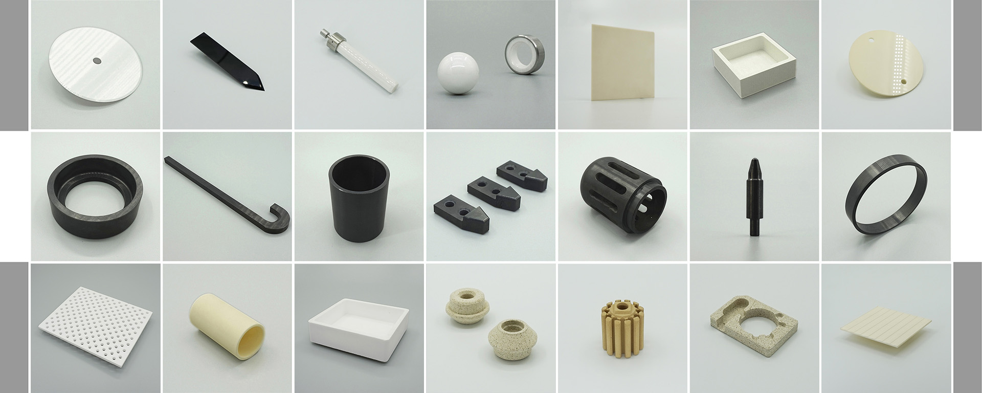Technical Advanced Ceramics Components